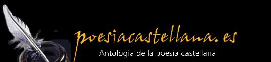 Poesía. Antología  de la poesía castellana