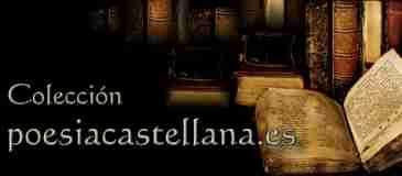Colección poesiacastellana.es